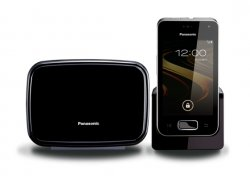 گوشی تلفن بی سیم اندروید مدل KX-PRX120