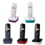 گوشی تلفن بی سیم مدل KX-TG1611