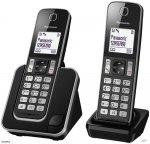 گوشی تلفن بی سیم مدل KX-TGD310 و KX-TGD312 و KX-TGD313