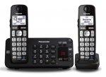 گوشی تلفن بی سیم مدل KX-TGE240-TGE242-TGE243