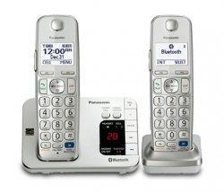 گوشی تلفن بی سیم مدل KX-TGE262 و KX-TGE263