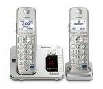 گوشی تلفن بی سیم مدل KX-TGE262-263