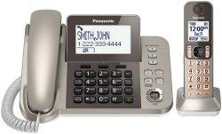 گوشی تلفن بی سیم مدل KX-TGF350 و KX-TGF352