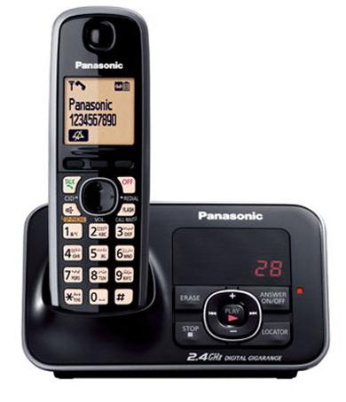 گوشی تلفن بی سیم مدل KX-TG3721