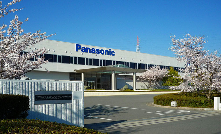 لوازم خانگی بازیافت شده توسط شرکت پاناسونیک