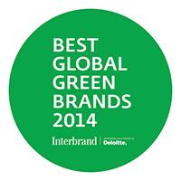 پاناسونیک رتبه پنجم بهترین برندهای سبز جهان