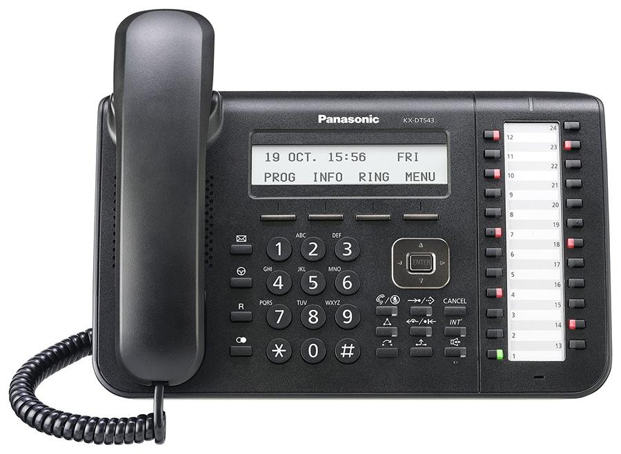 تلفن های جدید سانترال سری KX-DT500