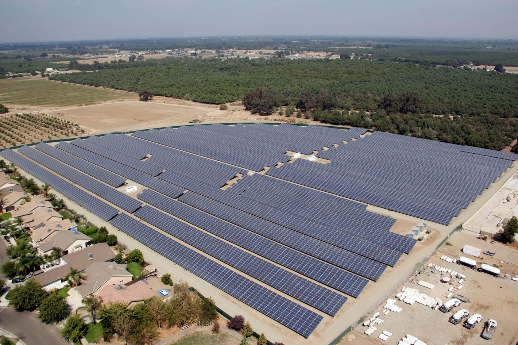 همکاری پاناسونیک و کرونال گروپ در راه اندازی پنل خورشیدی در کالیفرنیا